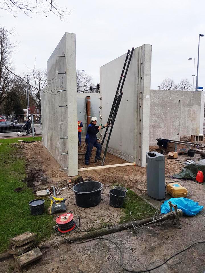 Kelderbouw Rotterdam