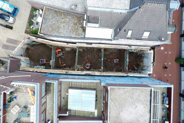 Kelderbouw Eindhoven