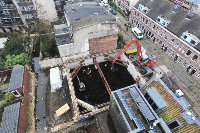 Kelderbouw Amsterdam