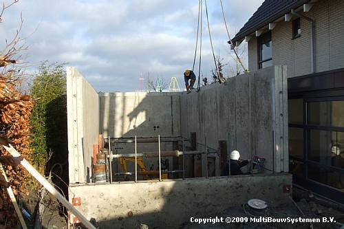 Kelder bouwen Heerhugowaard