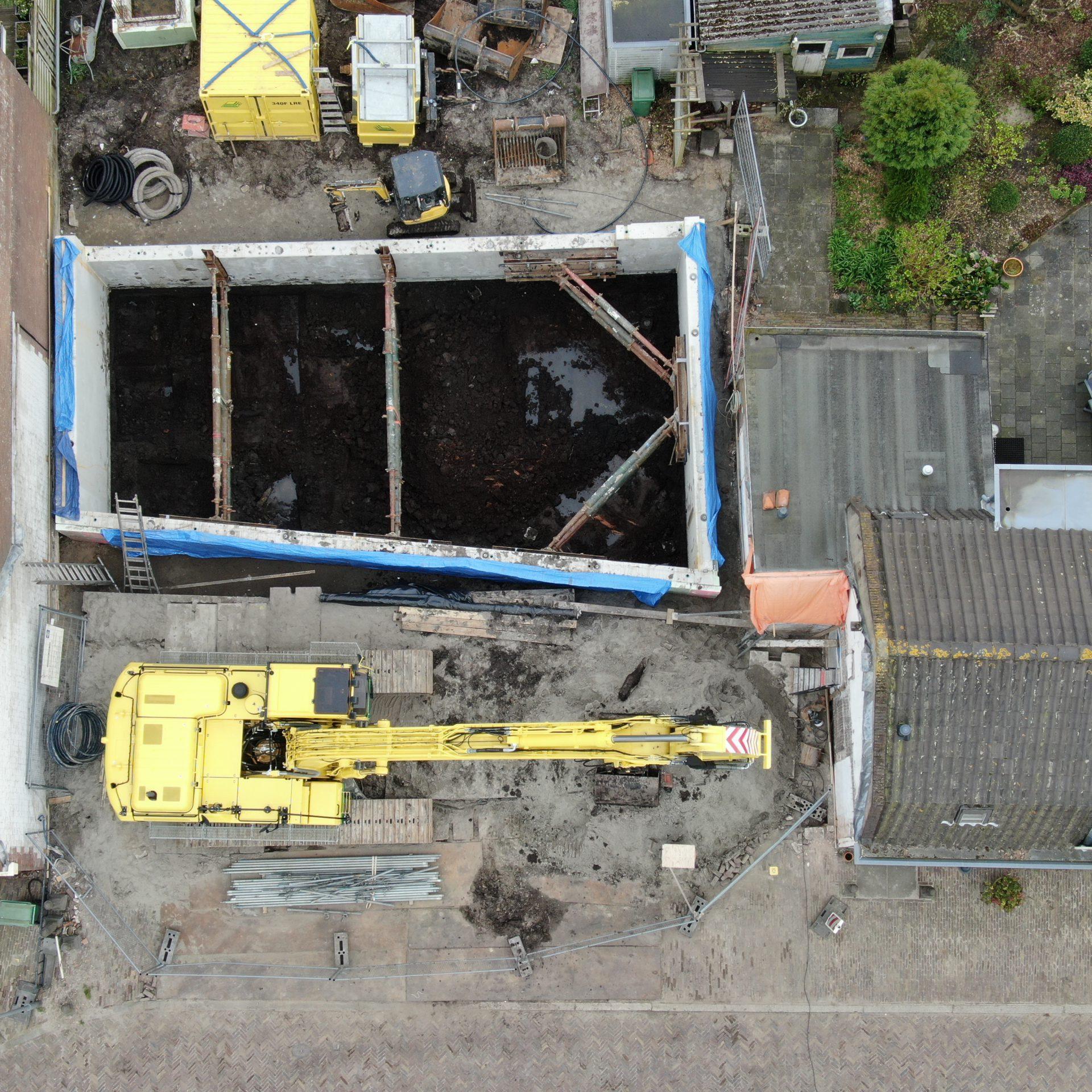 bouwvergunning mbs kelderbouw