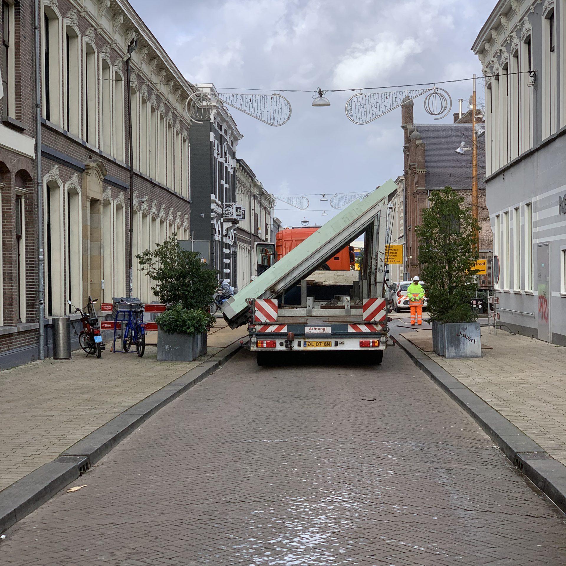 Afzinkkelder Tilburg