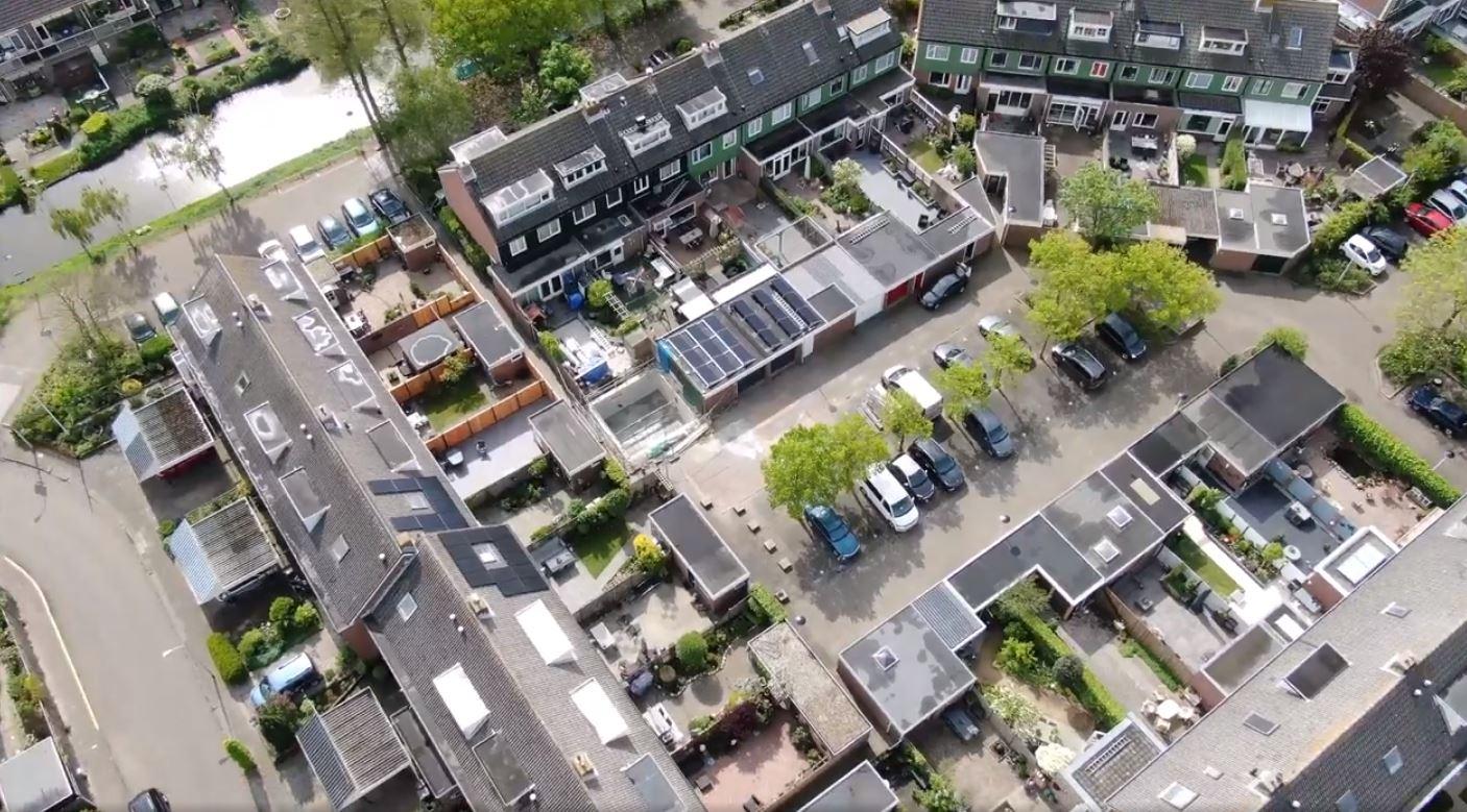 MBS Kelderbouw bouwt afzinkkelder in Noordwijkerhout
